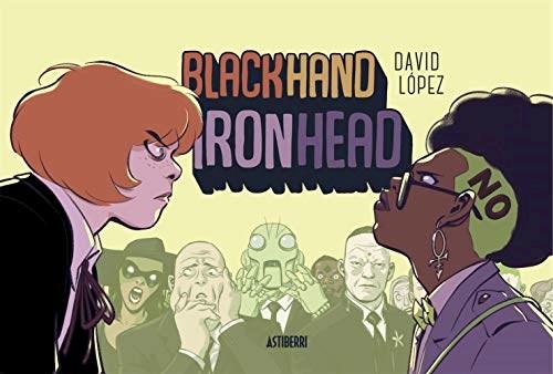 Papel Blackhand Ironhead