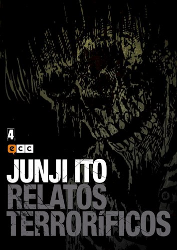 Junji Ito  Relatos Terroríficos Núm  04
