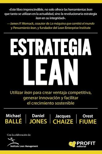 Libro Estrategia Lean