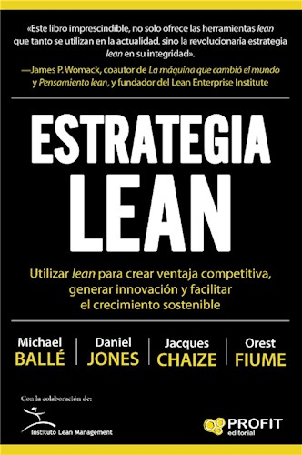 E-book Estrategia Lean