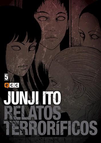 Junji Ito  Relatos Terroríficos Núm  05