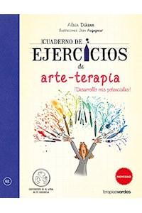 Papel Cuaderno De Ejercicios De Arte-Terapia