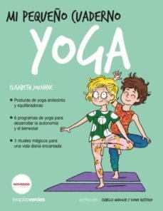 Papel Mi Pequeño Cuaderno. Yoga