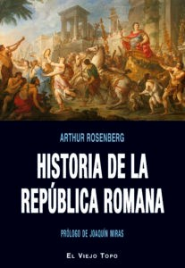 Papel Historia Dela República Romana