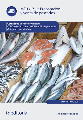E-book Preparación Y Venta De Pescados