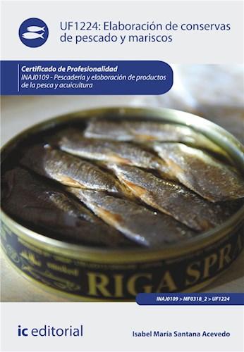 E-book Elaboración De Conservas De Pescado Y Mariscos