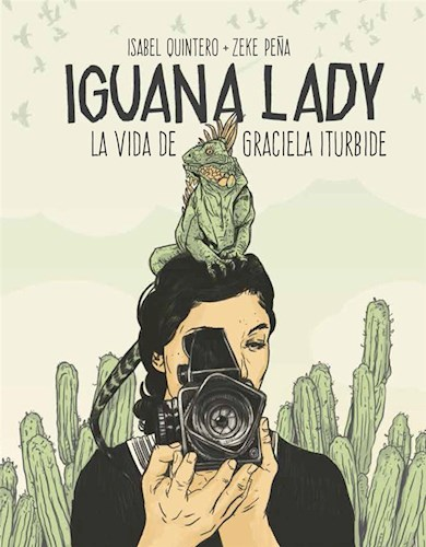 Papel Iguana Lady