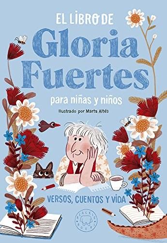 Papel El Libro De Gloria Fuertes Para Niñas Y Niños