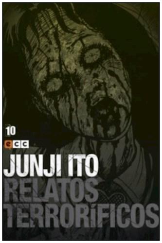 Junji Ito  Relatos Terroríficos Núm  10