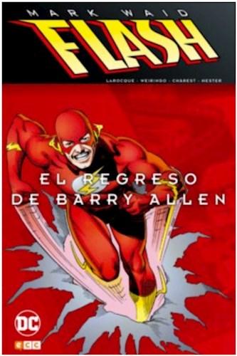 Flash De Mark Waid 02  El Regreso De Barry Allen