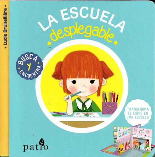 Libro La Escuela ( Desplegable )