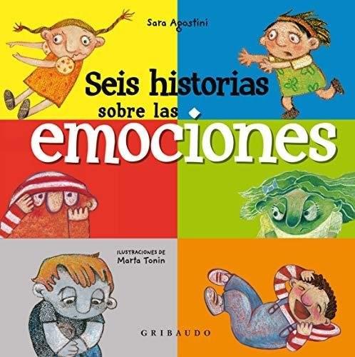 Papel SEIS HISTORIAS DE LAS EMOCIONES