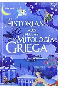Papel Historias Más Bellas De La Mitología Griega, Las