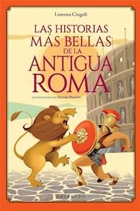 Papel Historias Mas Bellas De La Antigua Roma- Las