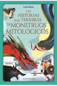 Papel Las Historias Mas Terribles De Monstruos Mitologicos
