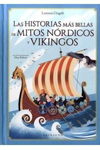 Papel Las Historias Mas Bellas De Mitos Nordicos Y Vikingos