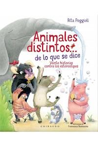 Papel Animales Distintos... De Lo Que Se Dice