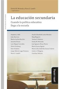 Papel La Educacion Secundaria