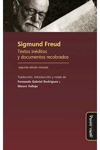 Papel Sigmund Freud - Textos Ineditos