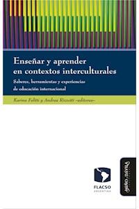 Papel Enseñar Y Aprender En Contextos Interculturales
