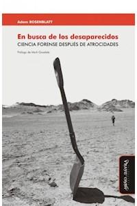 Papel En Busca De Los Desaparecidos