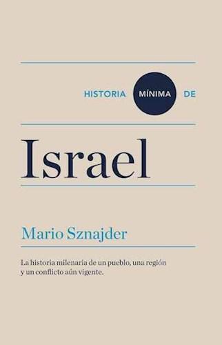 Papel HISTORIA MINIMA DE ISRAEL
