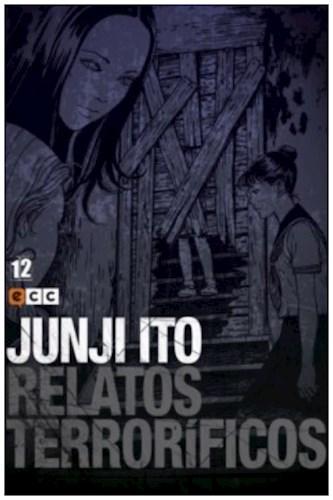 Junji Ito  Relatos Terroríficos Núm  12