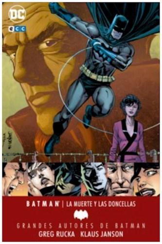 Papel Grandes Autores De Batman Greg Rucka, Klaus Janson