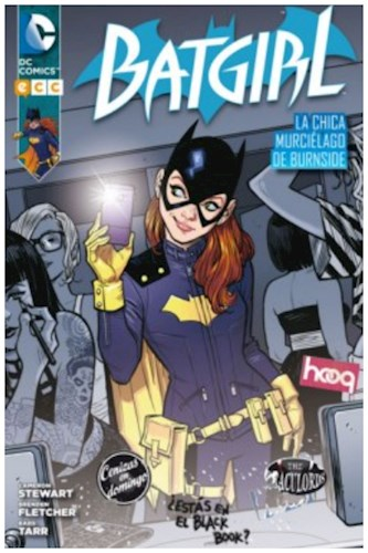 Papel Batgirl, La Chica Murcielago De Burnside