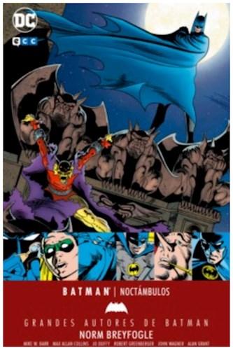 Papel Grandes Autores De Batman, Norm Breyfogle