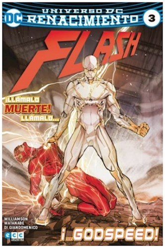 Papel Flash Vol.3 Universo Renacimiento