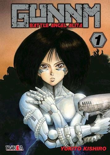 Papel Gunnm Battle Angel Alita Vol.1