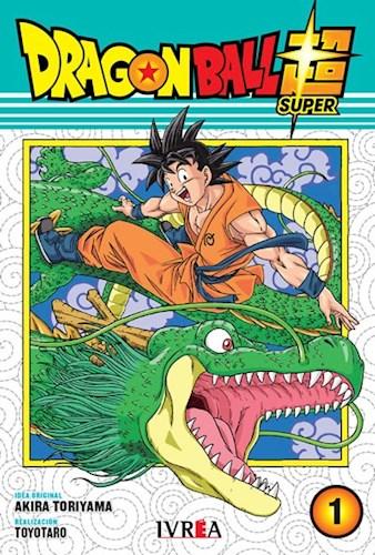 Papel Dragon Ball Super Vol.1