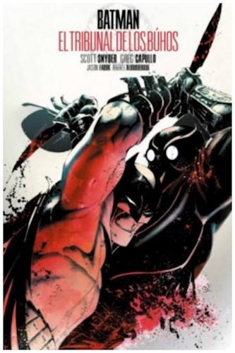 Batman  El Tribunal De Los Búhos (Edición Deluxe)