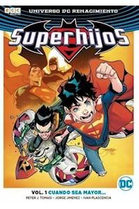 Papel Superhijos Vol. 1