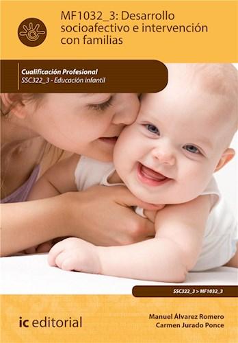 E-book Desarrollo Socioafectivo E Intervencion Con Familias. Ssc322_3