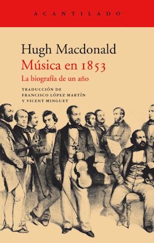 Papel MÚSICA EN 1853