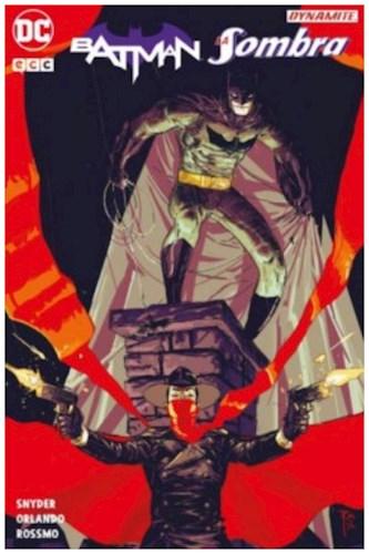 Papel Batman, La Sombra