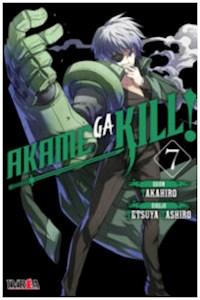 Papel Akame Ga Kill 07