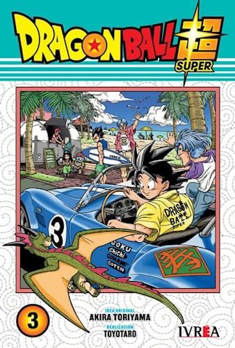 Libro 3. Dragon Ball Super