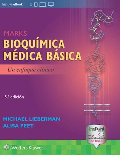 E-book Marks. Bioquímica médica básica. Un enfoque clínico