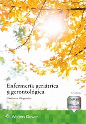 E-book Enfermería Geriátrica Y Gerontológica