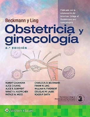Papel Beckmann y Ling Obstetricia y Ginecología Ed.8º