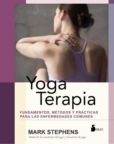 Libro Yoga Terapia