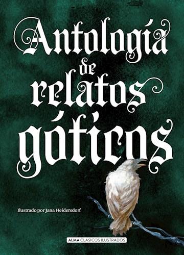 Libro Antologia De Relatos Goticos
