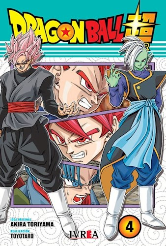Libro 4. Dragon Ball Super