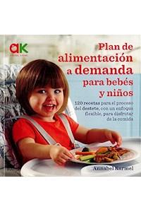 Papel Plan De Alimentación A Demanda Para Bebés Y Niños