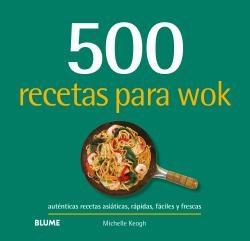 Papel 500 RECETAS PARA WOK