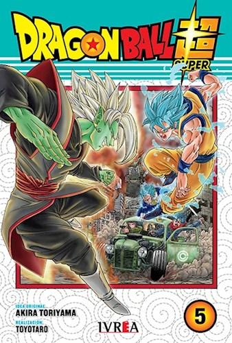 Libro 5. Dragon Ball Super