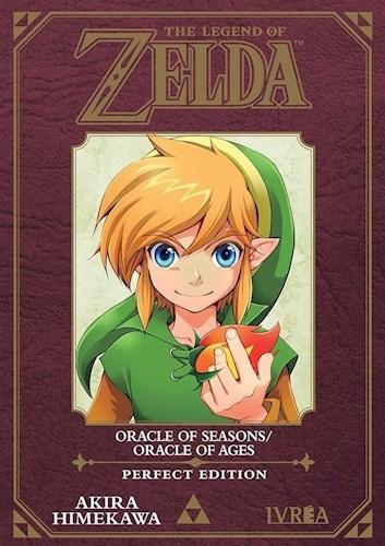 Papel The Legend Of Zelda Perfect Edition Vol 2